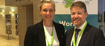 World Employment Conference der WEC in Dublin